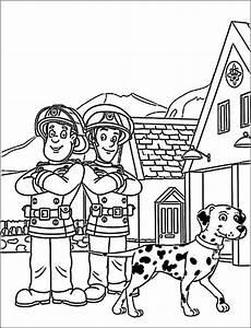 Malvorlagen Sam Der Feuerwehrmann Ausmalbilder Kostenlos Feuerwehrmann Sam 3 Ausmalbilder