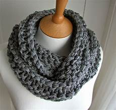 knitting scarf knitted things circular scarf free pattern