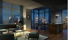 nyc luxury apartment features silver towers