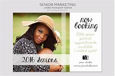 Senior Ad Templates Senior Photography Postcard Template Flyer Templates