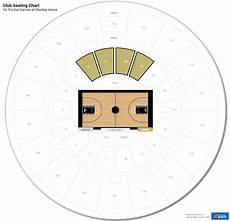 Purdue Stadium Seating Chart Mackey Arena Purdue Seating Guide Rateyourseats Com