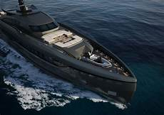 luxury columbus sport hybrid 130 superyacht awaits for a