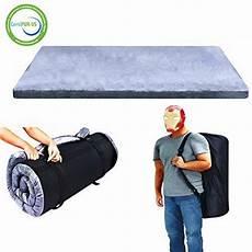 willpo certipur us memory foam car cing mattress 75