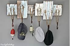 Hat Hanger Ideas 19 Best Diy Coat Hat Rack Ideas That Are Easy To Make