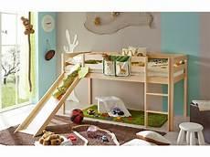 da letto bambino cameretta bambini letto a soppalco con scivolo in legno