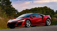 2019 acura nsxs 2019 acura nsx drive complicated emotions