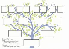 Family Tree Templates Online Free Family Tree Template To Print Google Search