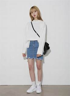 ulzzang fashion kfashion ช ด