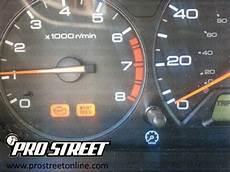 Honda Odyssey Engine Light How To Reset Your Honda Odyssey Maintenance Light