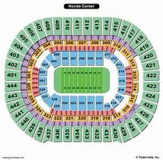 Honda Center Seating Chart Honda Center Seating Chart Seating Charts Amp Tickets