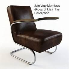 Modern Sofa Chair 3d Image by 3d Model Modern Sofa Chair By Nadeem Alvi Cgtrader