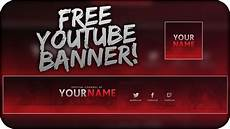Online Free Banner Maker Free Youtube Banner Template Psd Direct Download Link