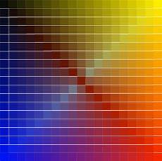 The Color Of Chart File Color Chart In Svg Svg Wikimedia Commons