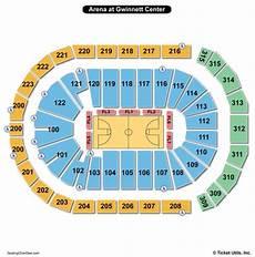 Arena At Gwinnett Center Seating Chart Gwinnett Arena Gladiators Seating Chart Brokeasshome Com
