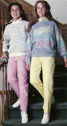 1980s fashion styles trends pictures