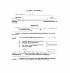 Free Payment Contract Template 22 Payment Agreement Templates Word Pdf Google Docs