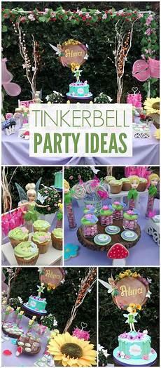 Tinkerbell Themed Birthday Party Ideas Tinkerbell Birthday Quot Tinkerbell Party Quot Tinkerbell
