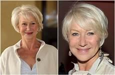 kurze frisuren ab 50 jahre die jung machen hairstyles from 50 haircut plating blond oblique