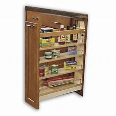rev a shelf 5in base cabinet organizer with soft