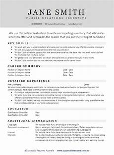 Successful Resume Format Professional Resume Amp Cover Letter Writing Service