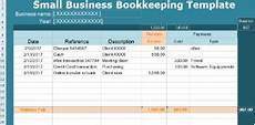 Excel Templates For Accounting Small Business Small Business Bookkeeping Template Spreadsheet