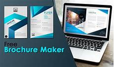 Create A Pamphlet Online Free Free Brochure Maker Create Your Online Brochure In 2 Minutes