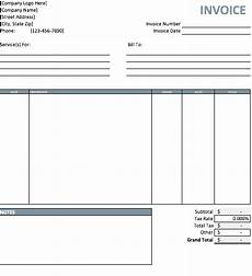 Free Printable Invoice Pdf Top 5 Best Invoice Templates To Use For Business Top