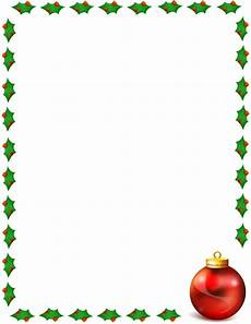Free Christmas Clipart Borders Printable Christmas Border Clip Art Clipart Best