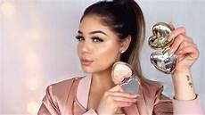 Too Faced Ray Of Light Highlighter New Too Faced Love Light Highlighters Review Amp First