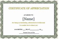 Certificate Of Appreciation Doc Ms Word Certificate Of Recognition Template Word