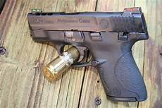 Smith And Wesson M P Shield 9mm Light Smith Amp Wesson M Amp P 9mm Ported Shield Review Usa Carry