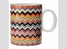 Amazon.com : Missoni Large Colore Zig Zag Pottery Coffee