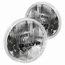 Led Lights For 85 Chevy Truck For Chevy C30 75 77 Delta Lights 7 Quot Round Chrome Led Euro