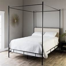6 modern canopy beds that you can actually afford