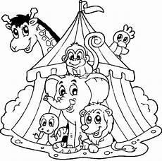 Ausmalbilder Zirkus Gratis Ausmalbilder Zirkus Kostenlos Malvorlagen Zum Ausdrucken