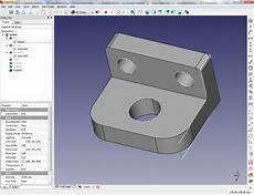 3d Cad Software For Mechanical Design Scientific Computing Amp Co 3d Cad Software Freecad