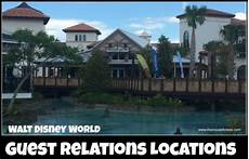 Universal Studios Guest Services Guest Relations Functions Amp Locations The Walt Disney