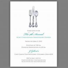 Dinner Invites Templates Free Business Luncheon Invitation Samples Google Search