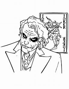 Malvorlagen Batman Joker Joker Coloring Pages Coloring Pages Joker