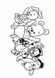 Disney Malvorlagen Winnie Pooh Ausmalbilder Kostenlos Winnie Pooh Baby 4 Ausmalbilder