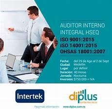 auditing interno auditor interno integral hseq archivos diplus