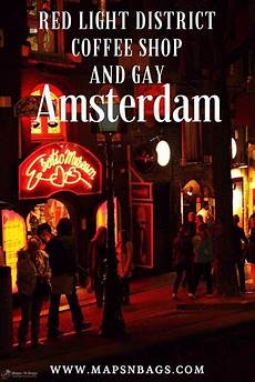 Red Light Shop Red Light Coffee Shop Amp Amsterdam Maps N Bags