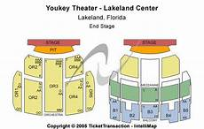 Rp Funding Center Youkey Theater Seating Chart Youkey Theatre Lakeland Center Seating Chart