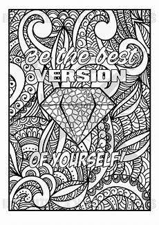 Mandala Malvorlagen Quotes Coloring Page Coloring Coloring Book By