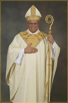Camden People Bishop George V Murry Sj