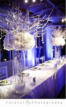 winter wonderland wedding centerpieces pictures wedding
