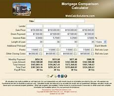 Additional Payments To Principal Calculator Webcalcsolutions Com Subscription Calculators