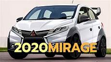 2020 mitsubishi mirage 2020 mitsubishi mirage ใช แพลตฟอร ม nissan juke อาจกลาย