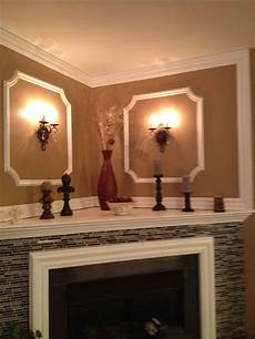 Decorate Fireplace Lighting Corner Fireplace Decorating Ideas For The Home