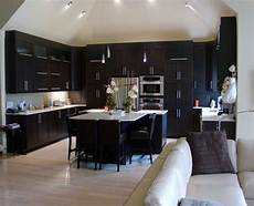 Dark Kitchen Cabinets With Light Floors 1000 Images About Dark Kitchen Light Floors On Pinterest